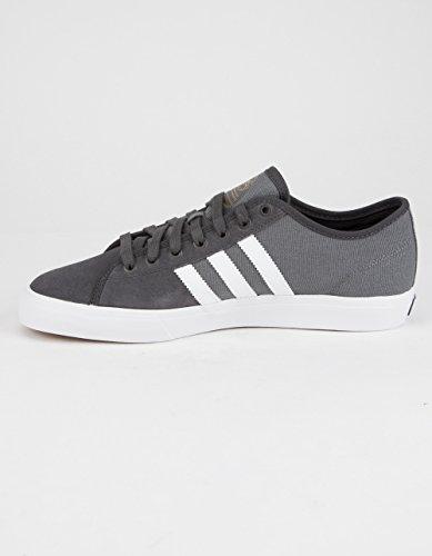 adidas Mens Matchcourt RX Utility Black/Footwear White/Grey Four kYUnBA