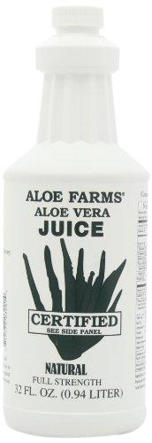 Now Foods Af-Aloe Vera Juice Organic, 32-Ounce