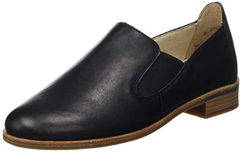Mujer Mocasines 01 Remonte Para schwarz R2800 Negro BzcxpA86