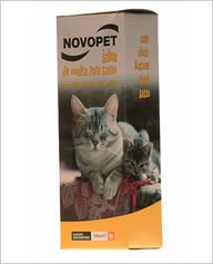Novopet Jalea de Malta para Gatos - 125 ml