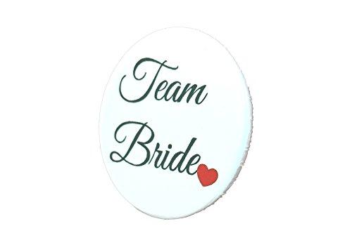 Avec Team Svea De Mariage Enterrement Anne Fille Inscription Vie Ou Badge Bride Pour Jeune xIH1w1d