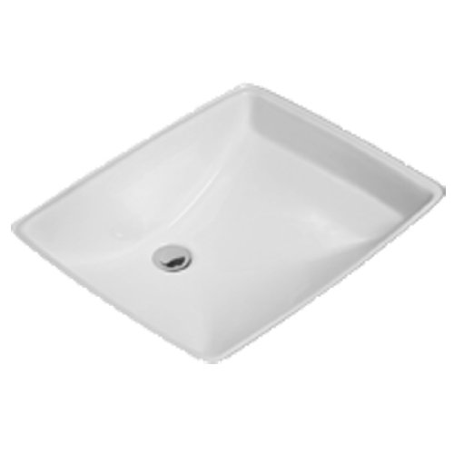 - Undercounter washbasin, 432 x 337 mm