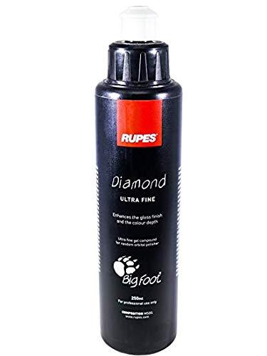 Rupes Diamond Ultra Fine Gel Polish 250 ML