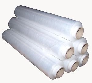 PPD 12x Clair Pallet Wrap/stretch/Shrink Wrap 400Mmx200m STG
