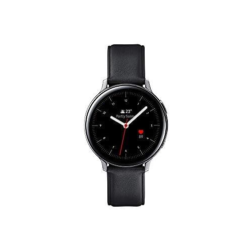 chollos oferta descuentos barato SAMSUNG SM R820NSSAXEF Galaxy Watch Active 2 Bluetooth 44mm Stainless Steel Silver