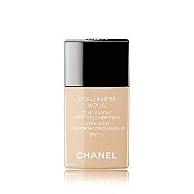 Chanel VitalumiÈre Aqua Ultra-light Skin Perfecting Makeup Spf 15 # 30 Beige