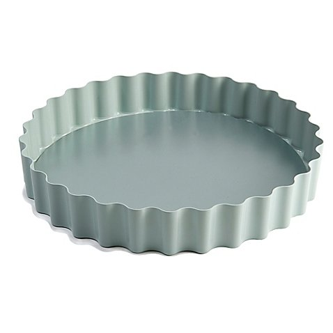 10 inch round tart dish - 5