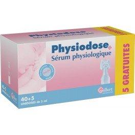 Physiodose Physiological Serum 3 Boxen mit 40 Einzeldosen