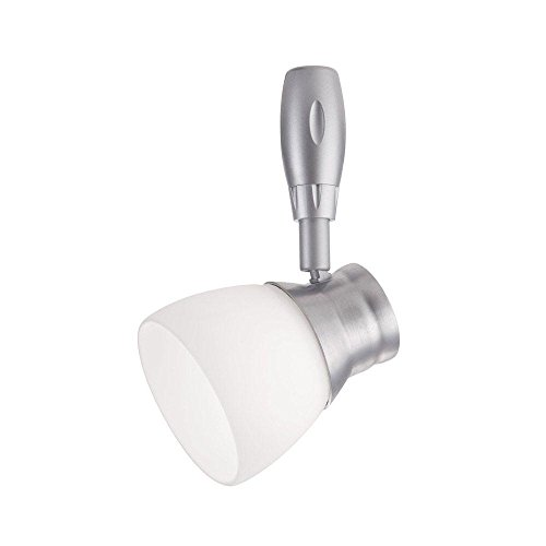 Lighting Flexible Head Track (Hampton Bay Flexible LED Track Light Head Silver Finish)