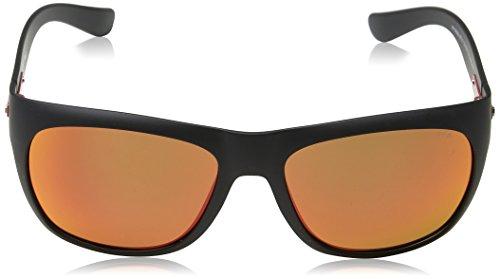 Fila Negro Black Semi Hombre Sol 56 de para Gafas Matt rw4ZqXPr