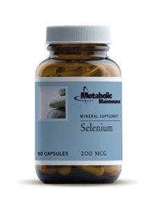 Entretien métabolique Sélénium - 200 mcg - 90 Capsules