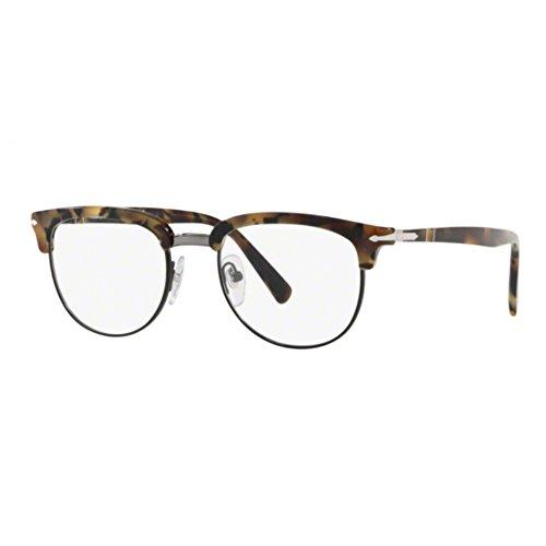 Persol - Montures de lunettes - Homme Marron marron clair 52