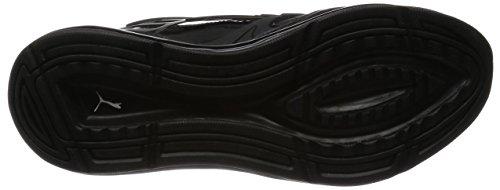 Disco Puma Fiammata Damen Cella Sneaker (360.078-00) Schwarz (nero)