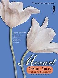 Mozart Opera Arias for Soprano (karaoke) by Music Minus One