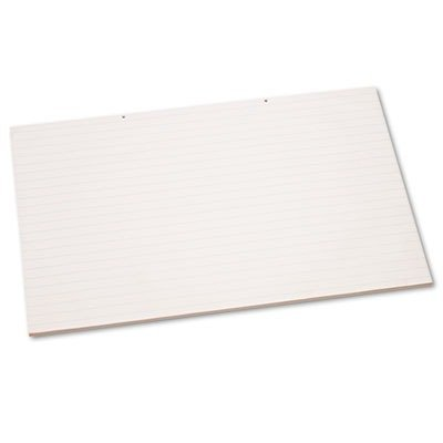 PAC3051 - Pacon Primary Chart Pad w/1in Rule by Pacon