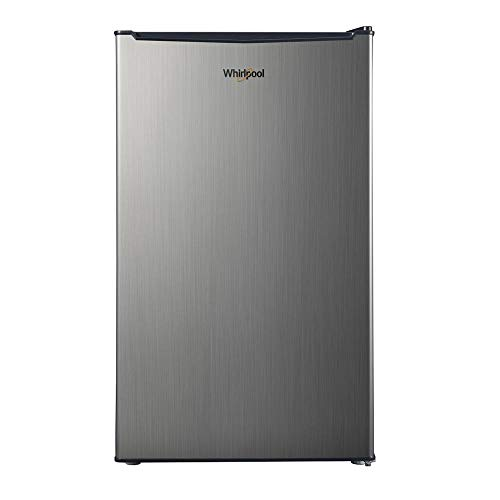 Whirlpool WHR35S1E 3.5 cu ft Refrigerator, Stainless Steel
