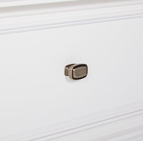 Ashley Furniture Signature Design - Kaslyn Dresser - 6 Drawer - Casual - White
