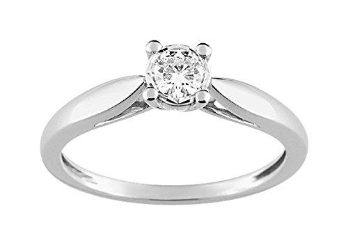 bague diamant taille 52