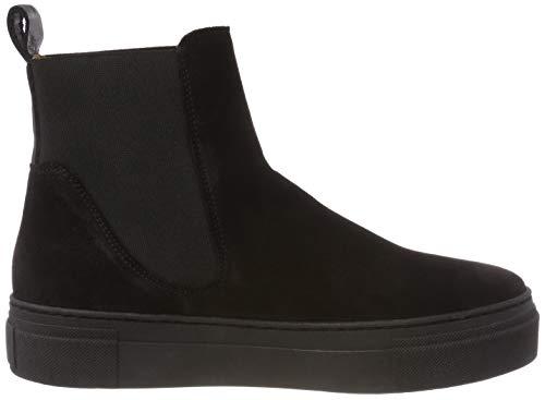 g00 Gant Bottes Noires Noires Femmes Slouch De Pour Marie 0xpTU