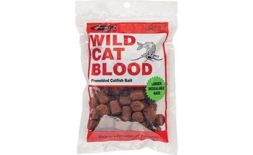 (Catfish Charlie Wildcat Blood-Flavored Dough Balls)