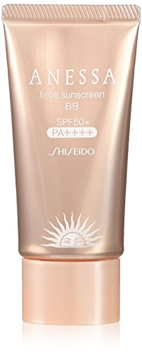 Shiseido Anessa Face Sunscreen Bb Cream