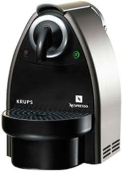 Krups Nespresso Essenza - Cafetera monodosis, color titanio ...