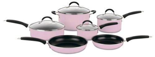 Amazoncom Cuisinart 55 10pk Advantage Nonstick 10 Piece Cookware