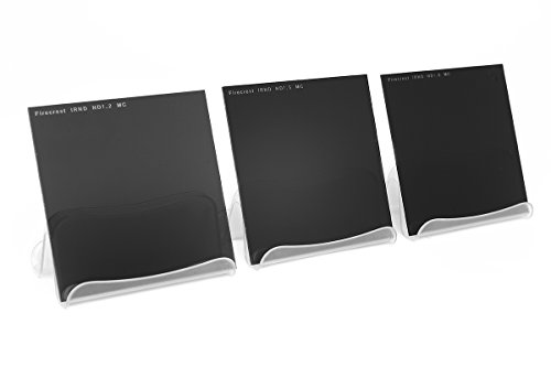 150x150mm Firecrest Neutral Density Kit of 4 filters (7 to 10 stops) by Formatt Hitech Limited