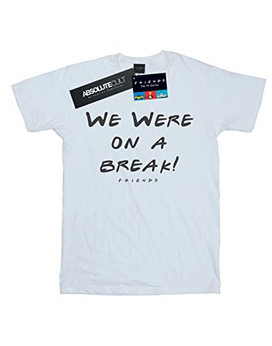 T Were testo Absolute di On Blanc Cult We Fille A Break Friends shirt 4nHnw8I