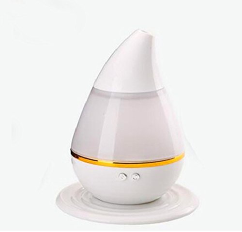 Home Car Oil Diffuser Humidifier LED Light 7Colors USB 5V 200ml Mist Maker Mini Aromatherapy Ultrasonic Fog - Austin Macy