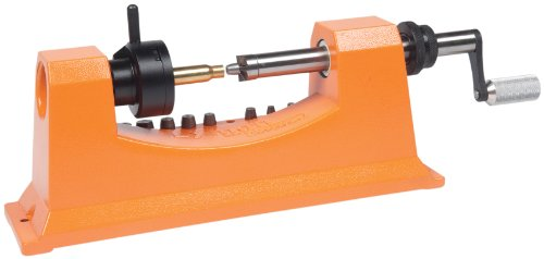 Lyman Universal Case Trimmer with Carbide Cutter and 9 Pilot Multi-Pack