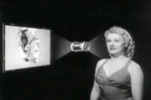 Early Television Electronics and Historical Production Movie: Magic in the Air DVD (1941)