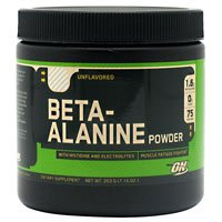 Optimum Nutrition Beta-Alanine, Unflavored, 7,15 once