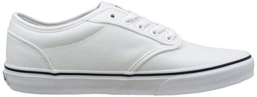 Vans Herren Atwood Schuh (Schwarzfuchs) Weiß / Weiß