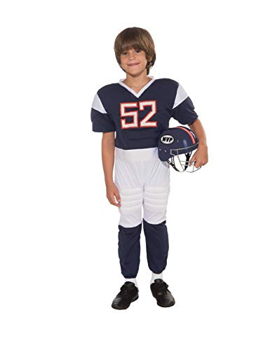 Forum Novelties Child's Costume Football Player, Medium ()