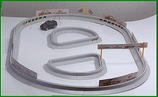 Grand Prix Barrier Wall Kit Zip Zaps Micro Rc