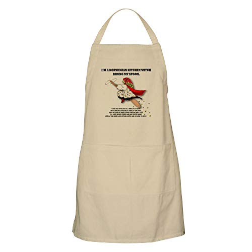 CafePress Apron Kitchen Apron with Pockets, Grilling Apron, Baking Apron