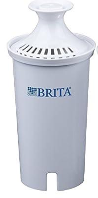 Brita Replacement Water Filter for Pitchers sJsyOJ, Standard, (4ct)