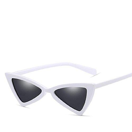Aoligei Mode lunettes de soleil lunettes de soleil lunettes de soleil ANTI-UV armature triangulaire psTdFGOXeY