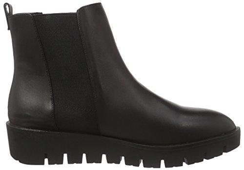 Aldo Evora, Botas Chelsea para Mujer Negro - Schwarz (Black Leather 97)