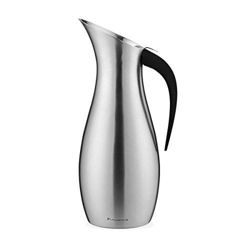 Swissmar Nuance Penguin Pitcher, Stainless -