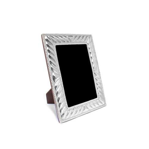 The Heirloom Collection - Our Classic Sterling Silver Picture Frame - 'Bodas'