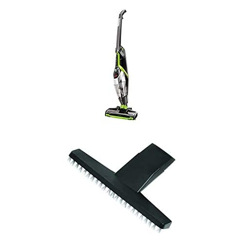 chollos oferta descuentos barato Bissell MultiReach Ion XL 25 2V Aspiradora Vertical con Aspirador de Mano extraíble 2en1 Bissell Stair Upholstery Tool Accesorio para aspiradora Azul
