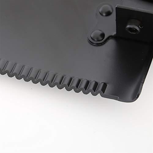 Smittybilt 2728 Matte Black Tri-Fold Shovel R.U.T. Recovery Utility Tool