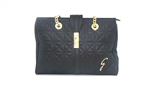 Gattinoni Greta Single Handle Bag Black