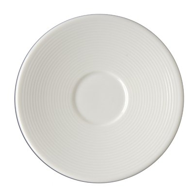 Tria A.D. Saucer, Wish Collection, 24 per case