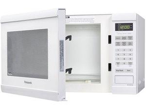 white 1200 watt microwave - 5