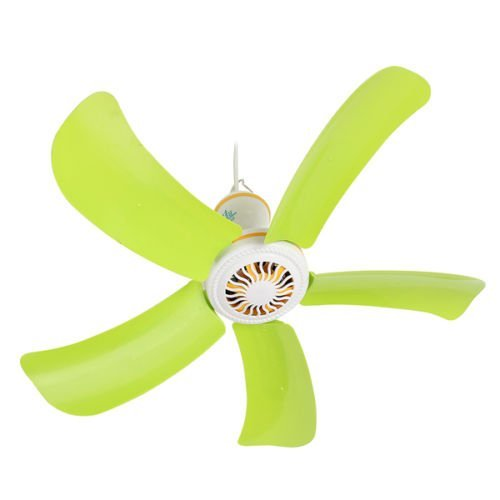 MD Group Mini Ceiling Fan 220V Energy Saving Electric 41cm Ultra-Quiet Energy-Saving by MDG Group
