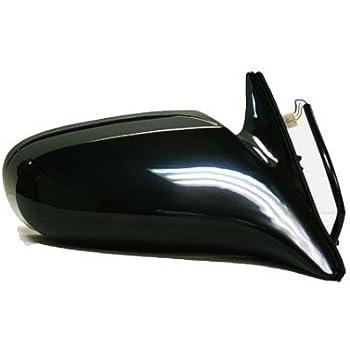 1997-2001 Ford F150 /& F250 Light Duty Pickup Truck Manual Black Textured Folding Paddle Design LD LightDuty Rear View Mirror Left Driver Side 1997 97 1998 98 1999 99 2000 00 2001 01