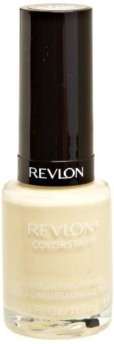 REVLON Colorstay Nail Enamel, Buttercup, 0.4 Fluid Ounce